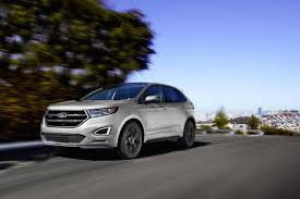 exclusive the all new 2018 2018 ford edge suv sporty utility for unstoppable performance