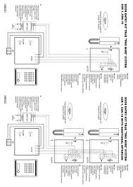 videx kit wiring diagrams fancy door entry phone diagram