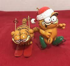 garfield ornaments ebay
