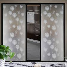 stickers for glass doors online get cheap frosted glass window stickers aliexpress com