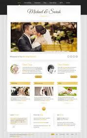 Wedding Planner Websites 34 Best Wedding Wordpress Themes 2017 Athemes