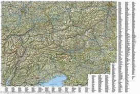 National Geographic Map Map Of The Alps National Geographic U2013 Mapscompany