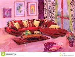 Wohnzimmer Einrichten Pink Pink Orientalisch Wohnzimmer