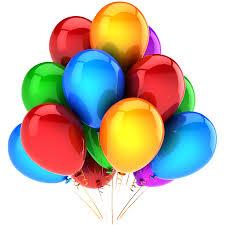 number balloons delivered home