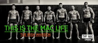 Bad Blood Video Exclusive Video Mcgregor Spars While Filming Bad Blood For Diaz
