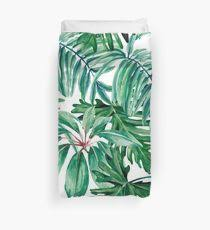 palm tree duvet covers redbubble