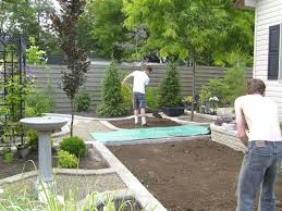 Backyard Terrace Ideas Pictures Of Small Backyard Landscaping Ideas With Back
