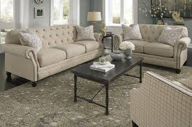 Signature Design by Ashley Kieran Stationary Living Room Group