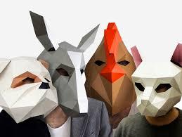 origami halloween bremen musicians cat dog donkey rooster headinstant pdf