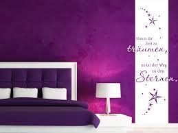schlafzimmer lila schön lavendel wandfarbe lavendeltöne als schöner wohnen
