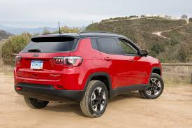jeep renegade trailhawk lifted 2017 jeep compass our review cars com