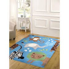 Cheap Kids Rug by Awesome Jungle Animals Kids Floor Rugs Free Shipping Australia