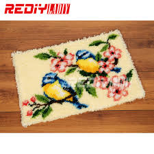 Blue Bird Home Decor Latchhook Rug Kits Roselawnlutheran