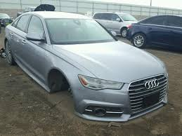 audi a6 3 0 l auto auction ended on vin waufgafc1gn067665 2016 audi a6 in nm