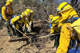 California Wildfire Rocky Fire by Dod National Guard Help Fight Western Wildfires U003e U S Department