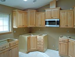 Prefinished Kitchen Cabinets Hickory Vs Oak Kitchen Cabinets Mpfmpf Com Almirah Beds