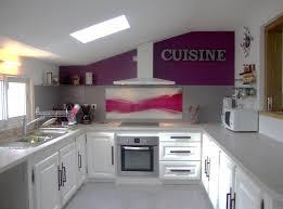 peinture cuisine grise charmant deco peinture cuisine avec cuisine grise carrelage
