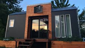 Little Houses For Sale Tiny House Town Bright And Modern Tiny House For Sale 176 Sq Ft