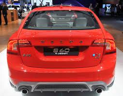 volvo sedan 2014 volvo s60 r design sedan at the 2013 new york auto show