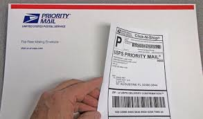 click n ship shipping mailing address labels with receipt 100