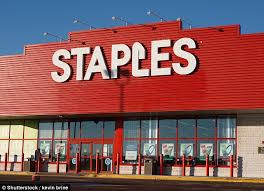 stationery seller staples is retail chain to vanish from