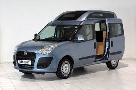 fiat doblo dynamic from danbury campervans caravans and trailers
