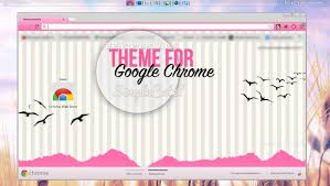 chrome themes cute tema para google chrome simple cute by ssswag on deviantart