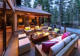 house plans with outdoor living space outdoor spaces for modern living
