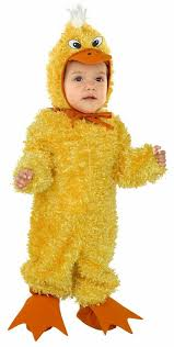 duck costume deluxe child toddler plush duck costume candy apple costumes