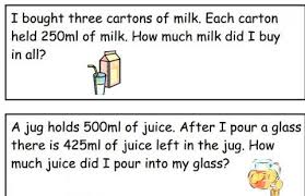 volume and mass word problems educational resources and more