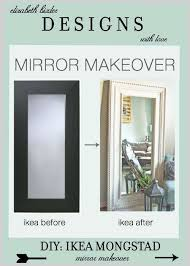 Ikea Large Floor Vase Best 25 Ikea Mirror Hack Ideas On Pinterest Mirrors Rustic