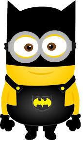 minion clip art cartoon cartoons minions batman cliparting