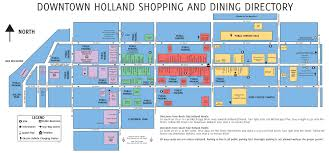 Blue Line Chicago Map by Maps U0026 Transportation Downtown Holland Michigan