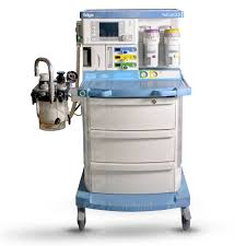 refurbished drager fabius gs anesthesia machine for sale