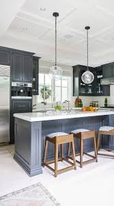 gray kitchen cabinets with white marble countertops 44 gray kitchen cabinets or heavy light