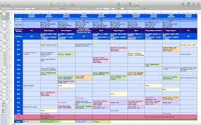 Party Planning Spreadsheet Trip Planning U2013 Foster Loves Mickey