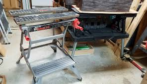 keter portable work table keter folding work table router forums