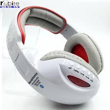 headband mp3 photograph bluetooth headphones fm stereo radio mp3 player