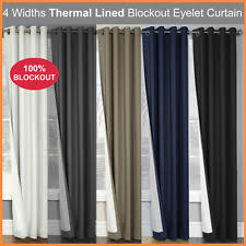 thermal lining window curtains ebay