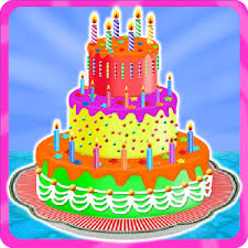 yummy birthday cake decorating android apps google play