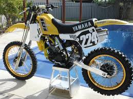 lechien tribute yz125 old moto motocross forums