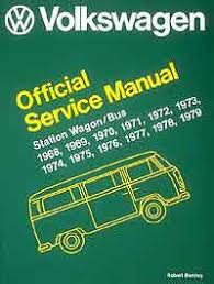 volkswagen transporter workshop manual