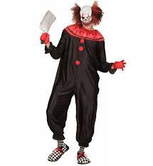 clown jumpsuit killer clown jumpsuit nodig dan moet je deze hebben feestbazaar nl