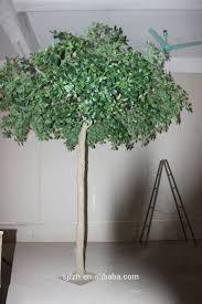 oak tree fake tree for garden decoration tall green oak tree