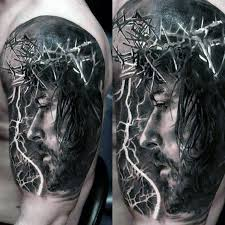 100 jesus tattoos for men jesus tattoo images u0026 designs