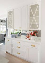 white kitchen cabinets with gold pulls white cabinets gold hardware design ideas