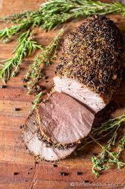 salt crusted beef tenderloin garlic herb crusted roast beef tastes of lizzy t