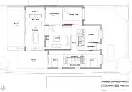 1930s Bungalow Floor Plans Sosa Sterrin O U0027shea Architects