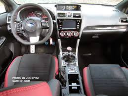 2013 Sti Interior What Would It Take To Put The Wrx Sti Back On Top Cars