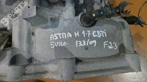 manual gearbox opel astra h l48 1 7 cdti 29297